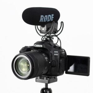 camera pour youtube
