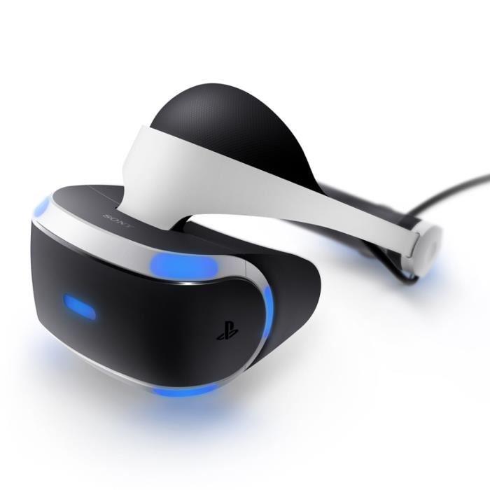 casque de realite virtuel ps4