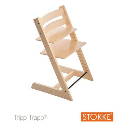 chaise haute stokke