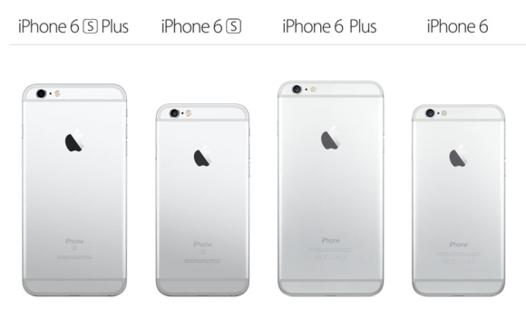 difference iphone 6 et 6s