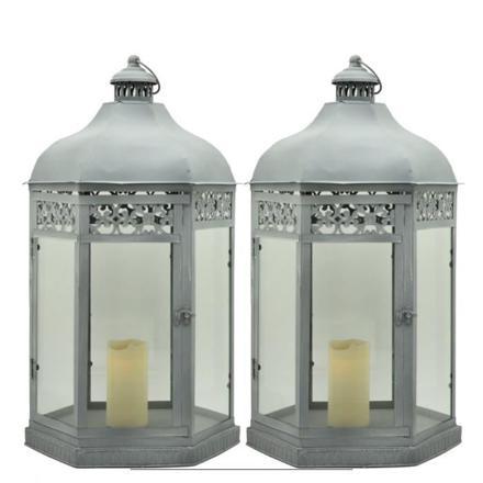 lanterne bougie exterieur