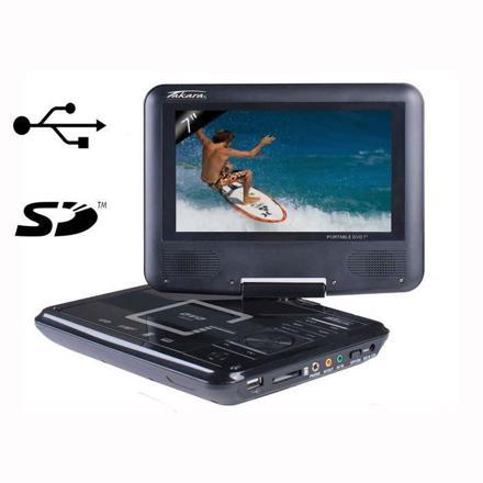 lecteur dvd portable