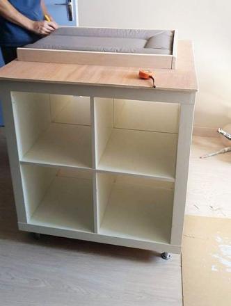 meuble a langer