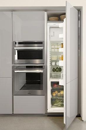 meuble frigo encastrable