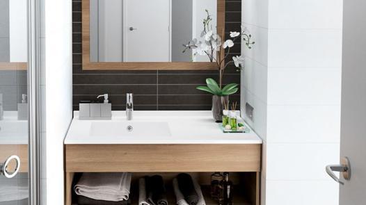 meuble petite salle de bain