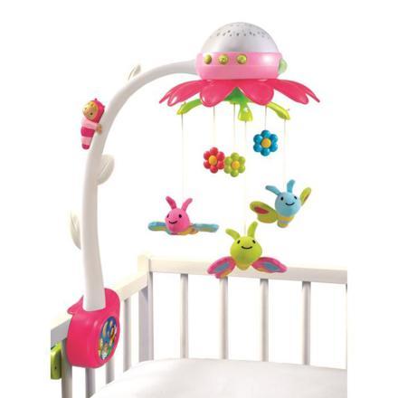 mobile lumineux bébé