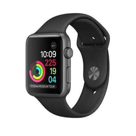 montre connectée apple