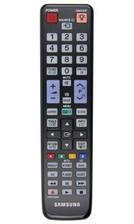 telecommande samsung tv