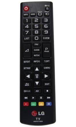 telecommande tv