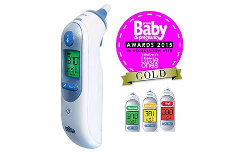 thermometre bebe