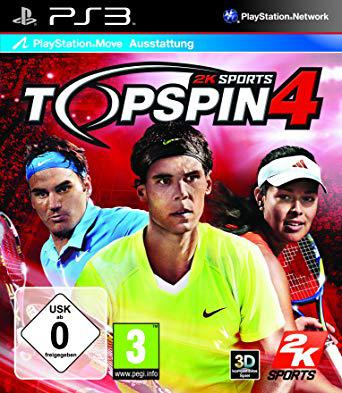 top spin 4
