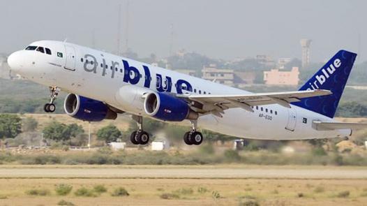 air blue